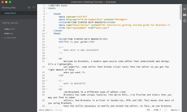 Notepad ++ Alternative for MAC - ATOM